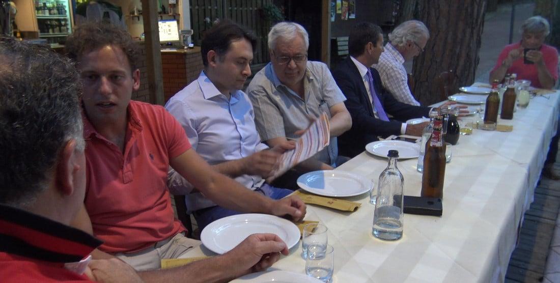 Cena Baldaccio Bruni – Interviste video parte 3