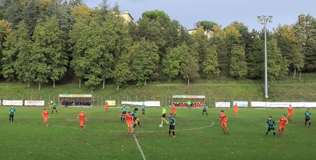 Il 2-2 con il San Gimignanosport – Analisi e video