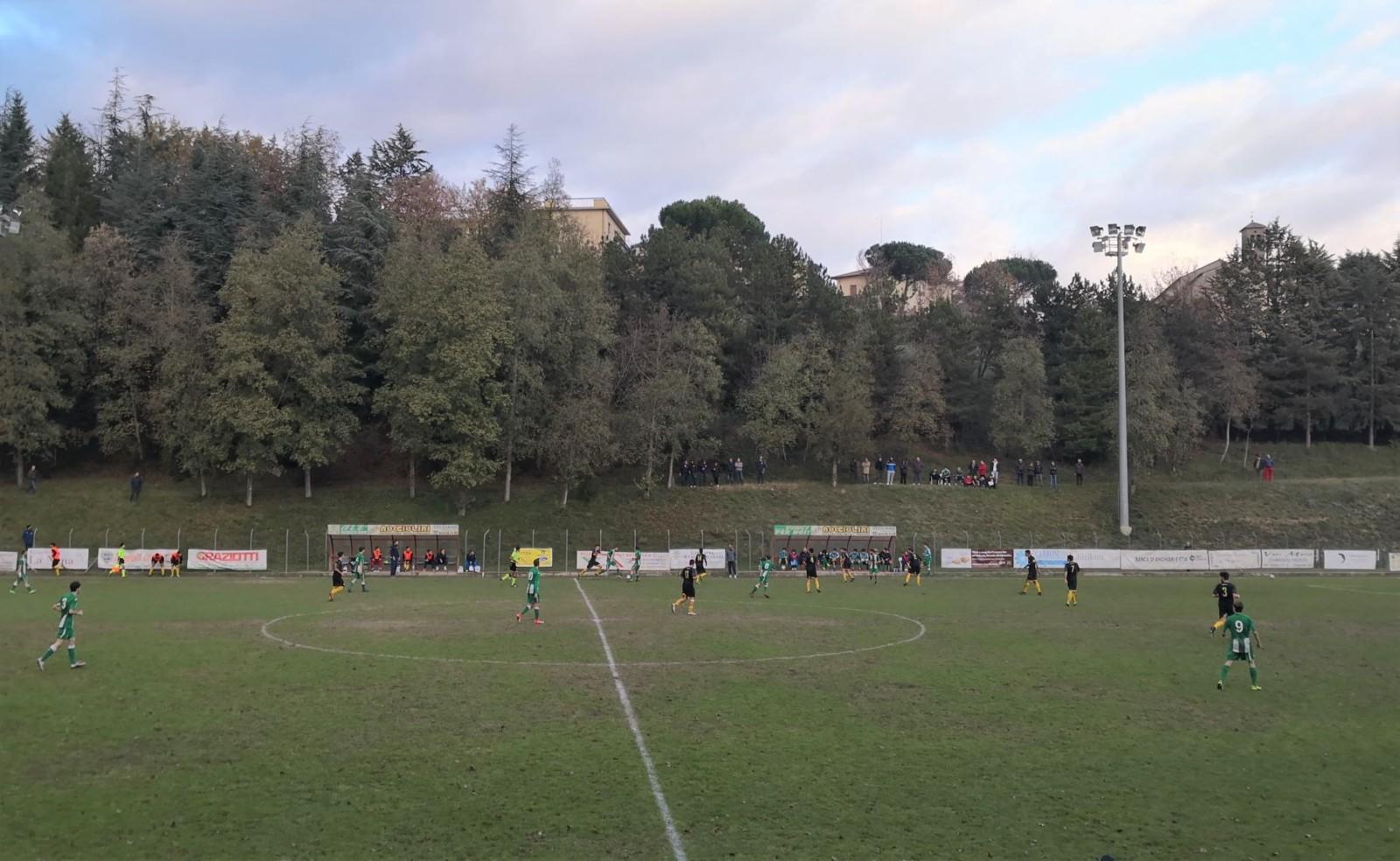 Baldaccio - Signa 0-2, foto 2 ok