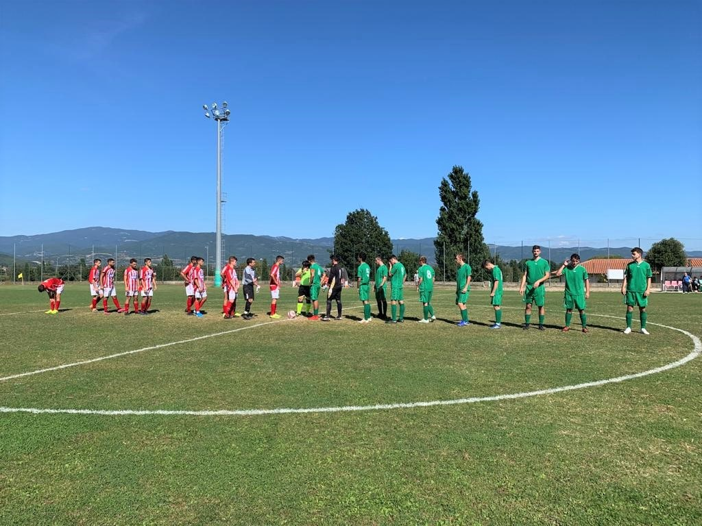Juniores sconfitta in casa dall'Orvietana