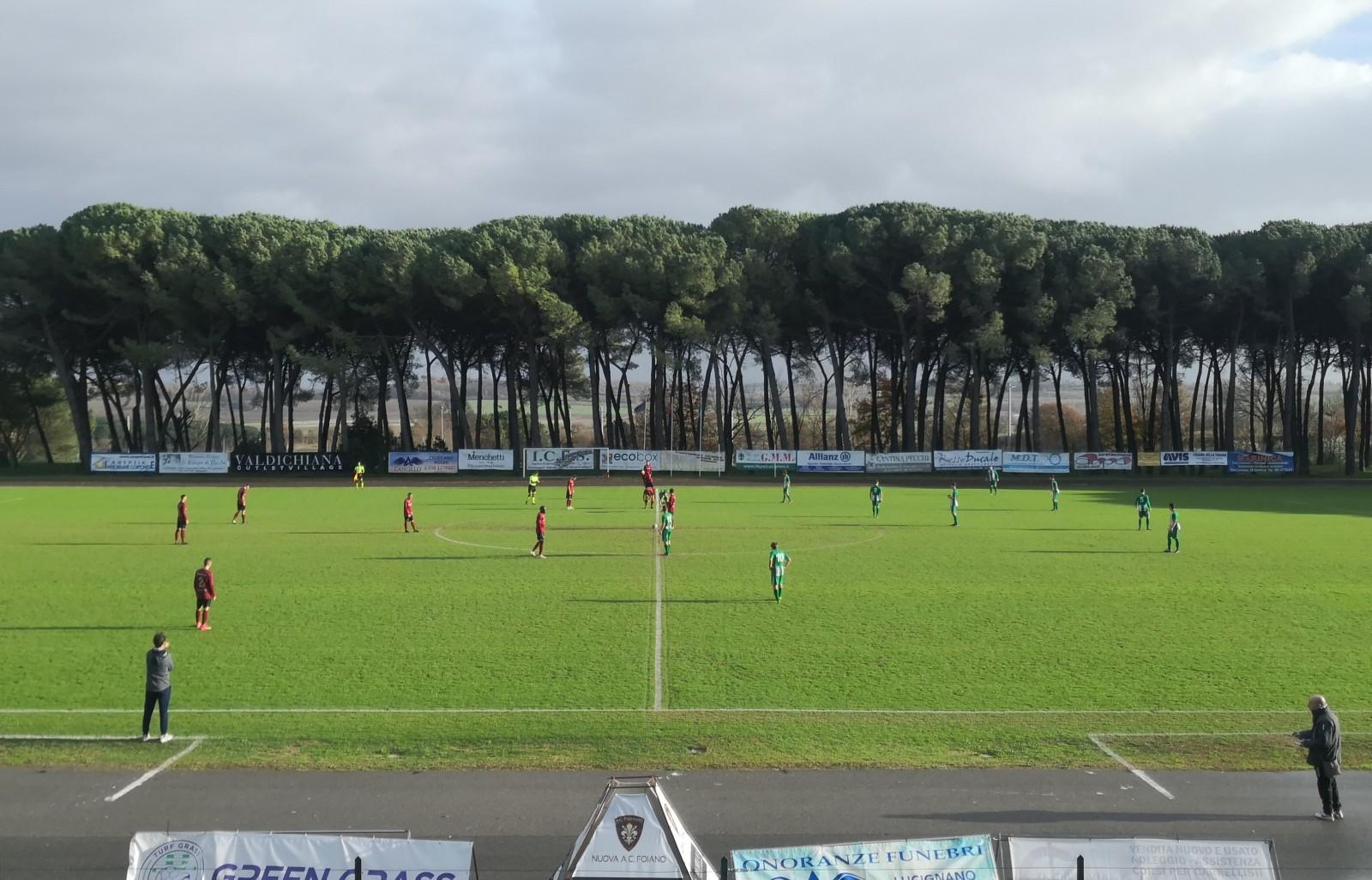 Foiano - Baldaccio 2-1 foto