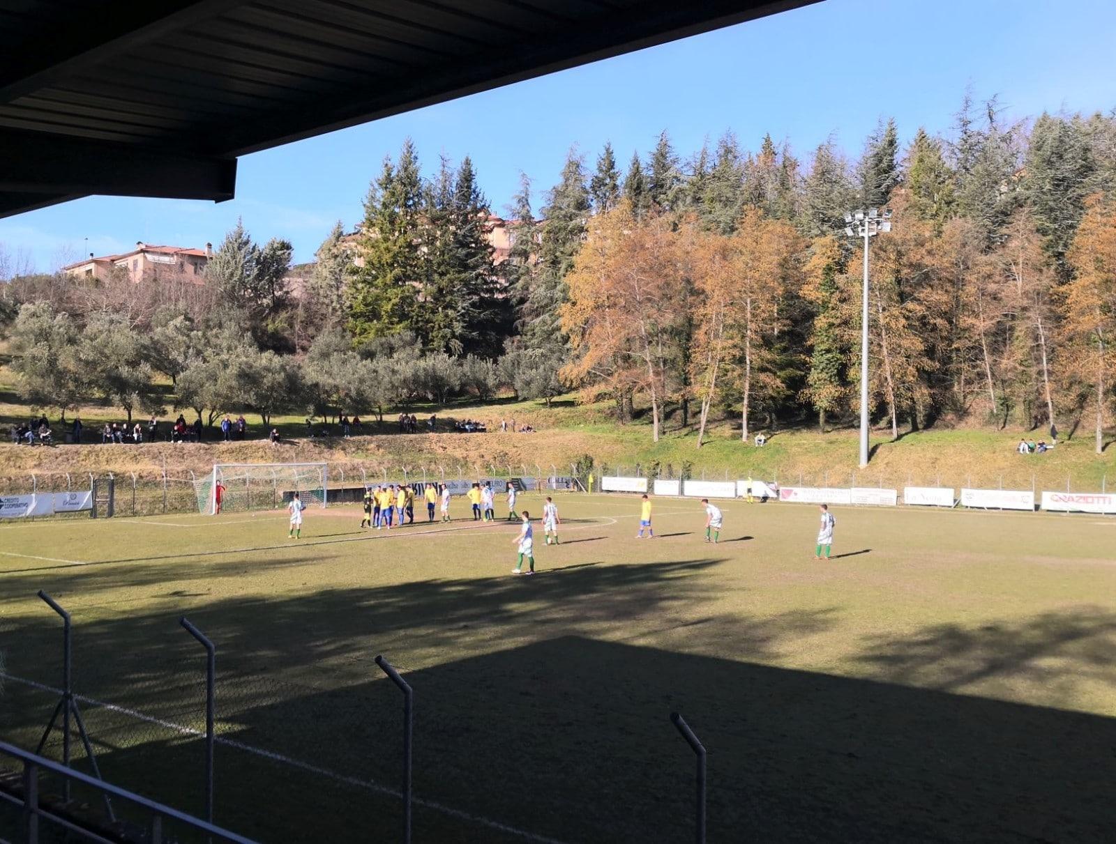 Baldaccio - Valdarno 0-0, foto 1