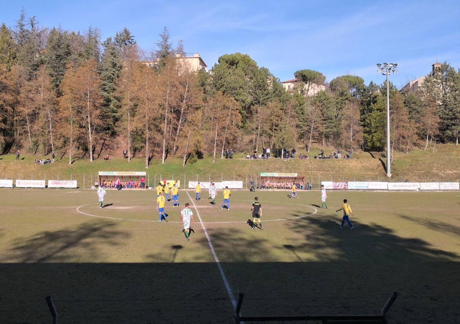 Baldaccio - Valdarno 0-0, foto 2