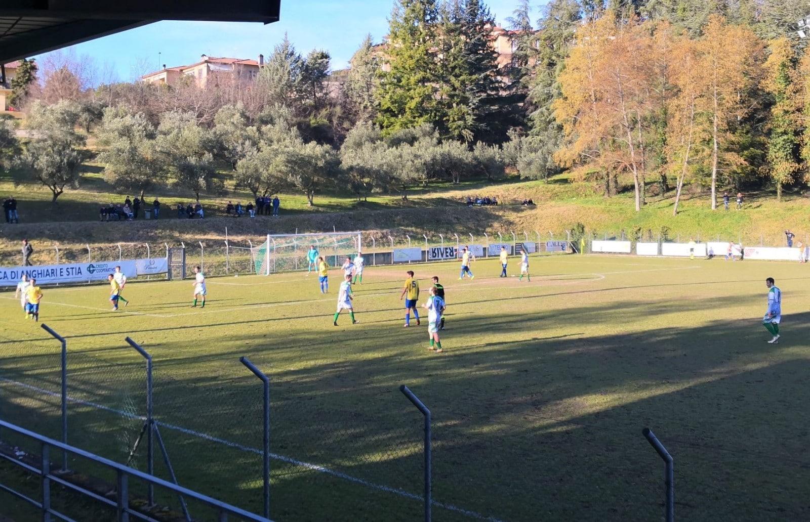 Baldaccio - Valdarno 0-0, foto 3