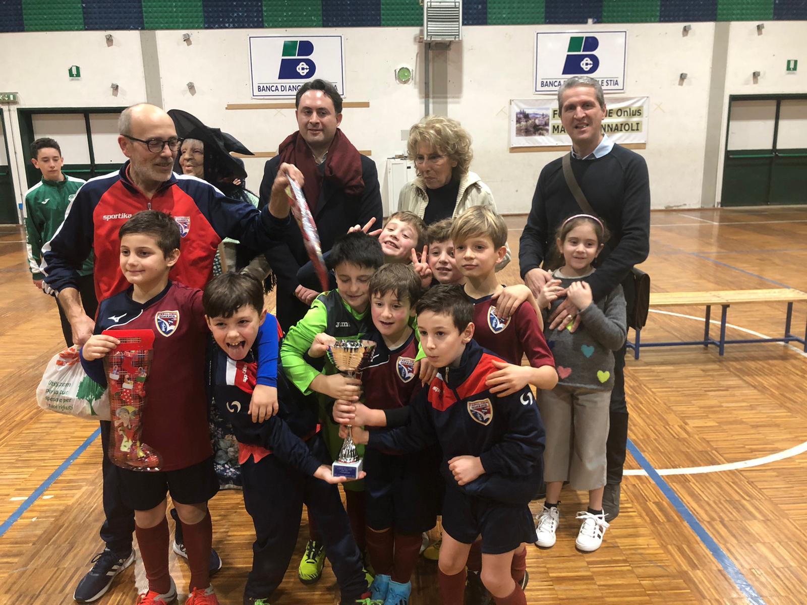 25° Torneo della Befana Capolona Quarata 2011