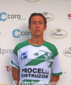 Cristiano Battistini (19/20) - Attaccante