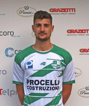 Davide Panicucci (19/20) - Difensore