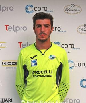 Giacomo Giorni (19/20) - Portiere