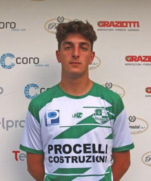 Gianluca Bruschi (19/20) - Centrocampista