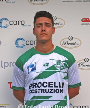 Giulio Farinelli (19/20) - Difensore