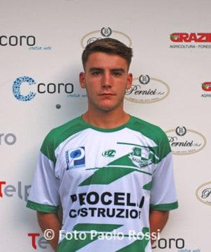 Luca Piomboni (19/20) - Difensore