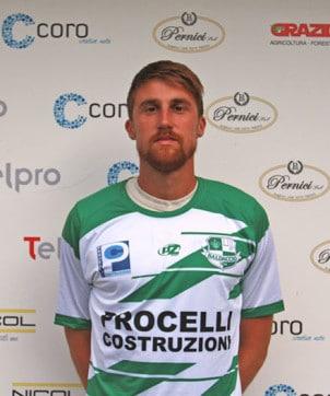 Marco Piccinelli (19/20) - Difensore