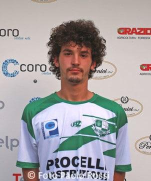 Mattia Goretti (19/20) - Attaccante