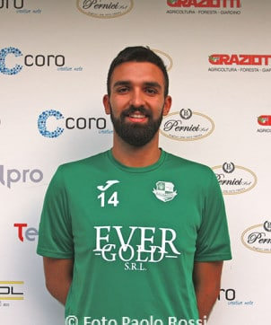 Omar Santini (19/20) - Fisioterapista
