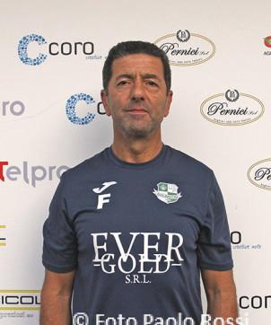 Properzio Faraglia (19/20) - Preparatore Atletico