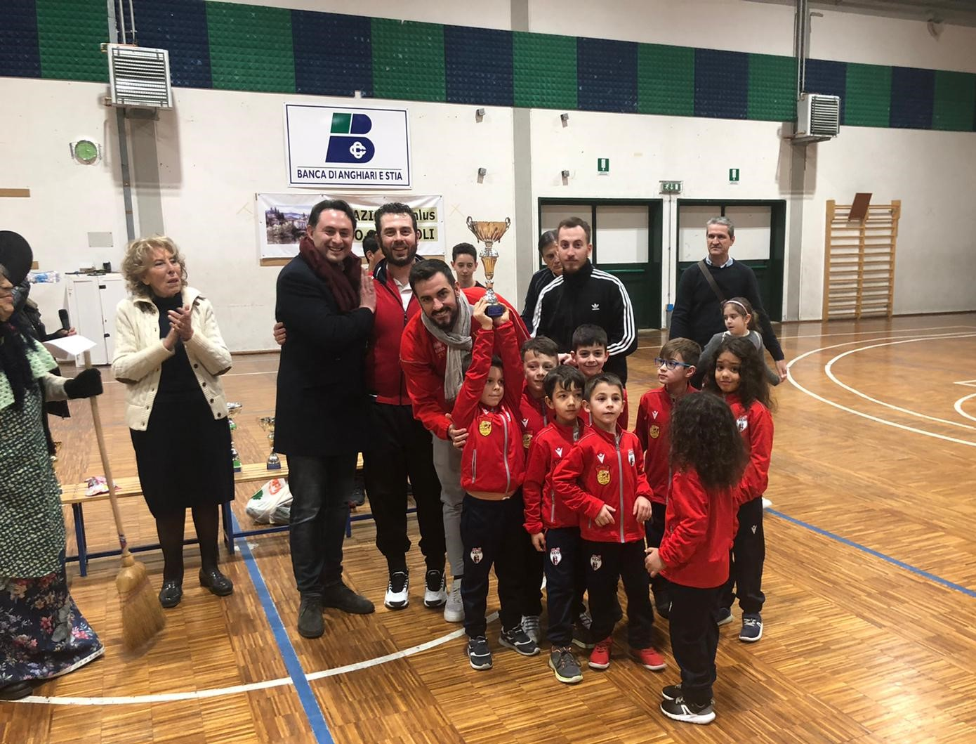 25° Torneo della Befana San Giustino 2013