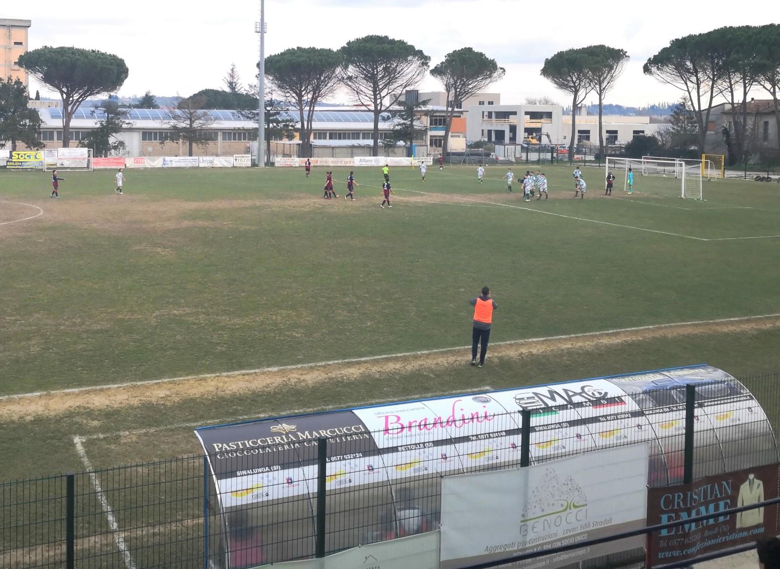 Sinalunghese - Baldaccio 0-0 foto