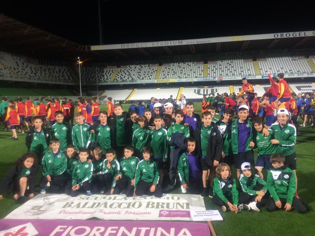 Baldaccio ancora riconosciuta Scuola Calcio Élite