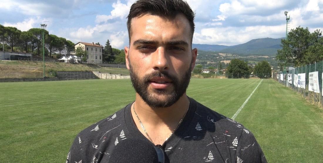 Matteo Giorni è un nuovo giocatore della Baldaccio